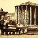 Tommaso Cuccioni - Tempio di Vesta, Roma