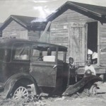 Marion Post Wolcott - Houses Condemned by Board of Health, Belle Glade, Florida